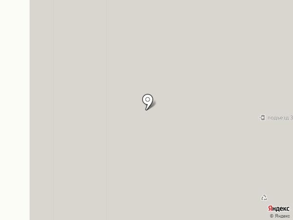 Уютный на карте Сургута