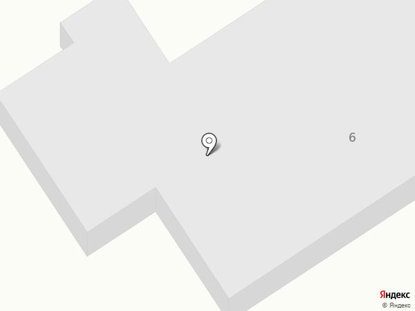 Вагончик на карте Омска