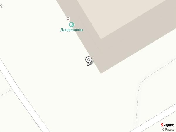 Хобби класс на карте Омска