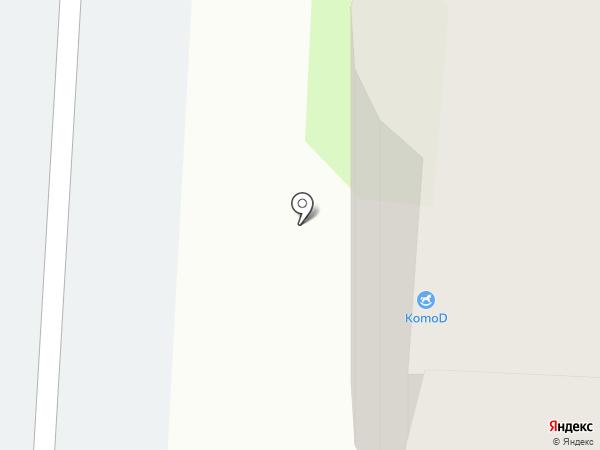 Семейный на карте Сургута
