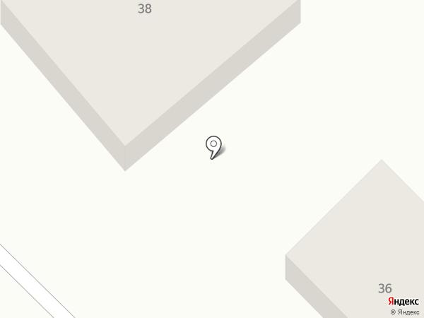 Омские Мастера на карте Омска