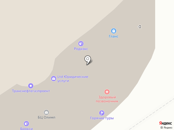 AG group на карте Омска