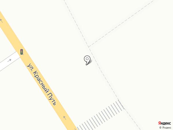 Шаурмастер на карте Омска