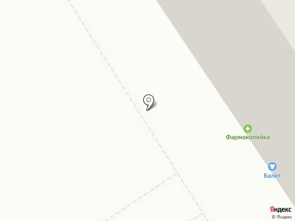 VIS-A-VIS на карте Омска