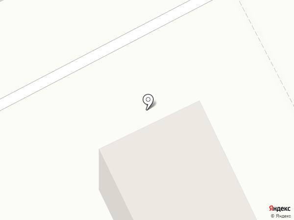 Анюта на карте Сургута
