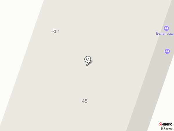 Тёмное & Светлое на карте Сургута