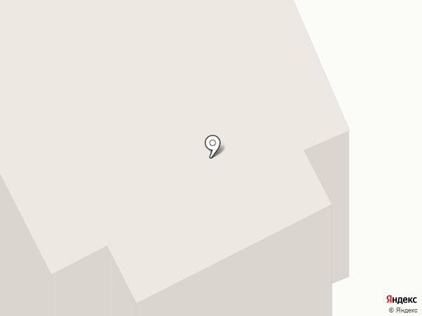 Сибирское, ТСЖ на карте Сургута