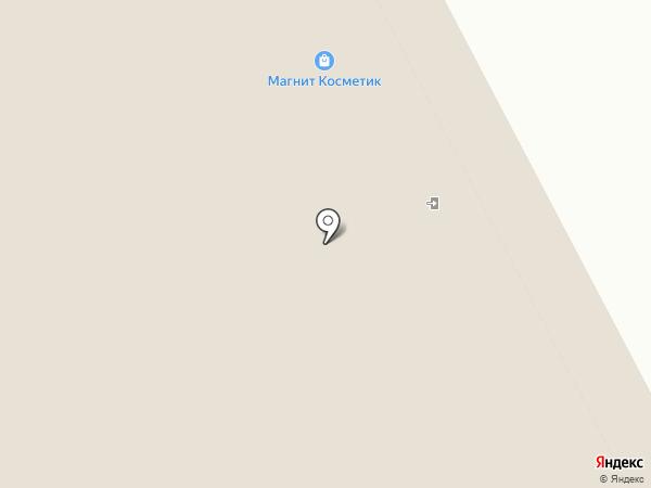 Камилла на карте Сургута