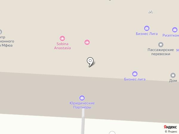 Правильные грузчики на карте Омска