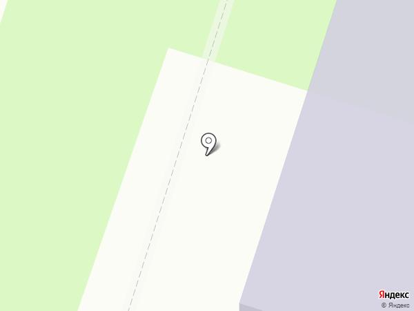 Сургутский институт нефти и газа на карте Сургута