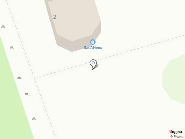 Органика на карте Омска