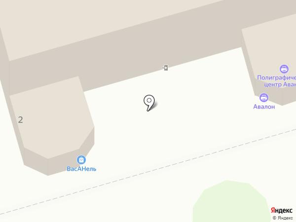 Добрыня на карте Омска