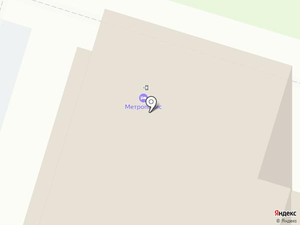 Boulevard de Paris на карте Сургута