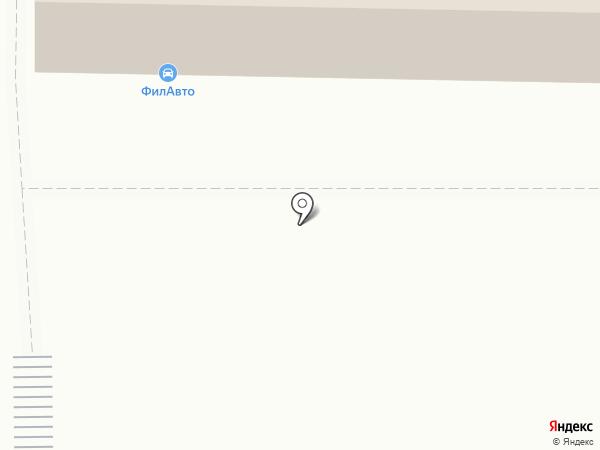 Мерседес-Клуб на карте Омска
