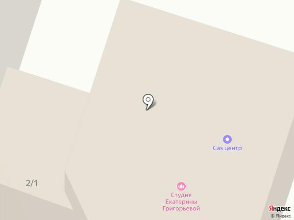 ВОСТОК на карте Сургута