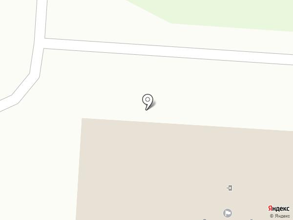 Отдел надзорной деятельности по Сургутскому району на карте Сургута