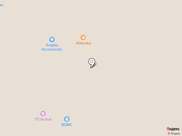 Веселый островок на карте Сургута