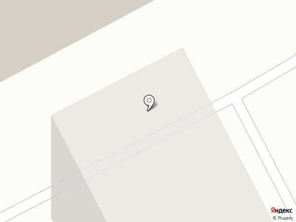 Участковый пункт полиции №1 на карте Сургута