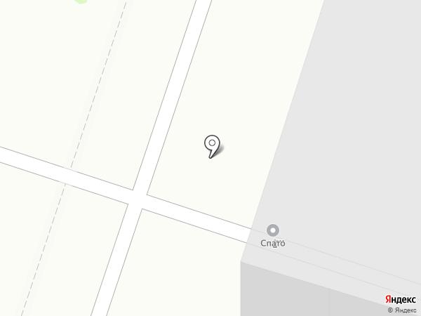 Сургут-Электра на карте Сургута