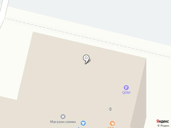 DNS на карте Сургута
