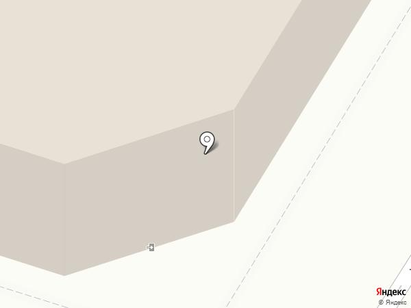 ТГК-11 на карте Омска