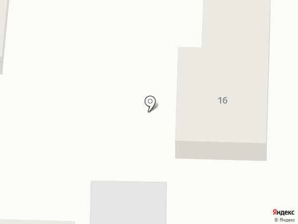 АБИКОМ на карте Омска