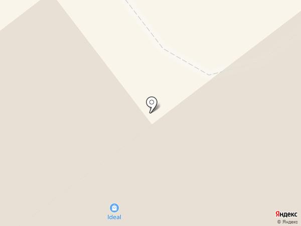 Аптека здорового человека на карте Сургута