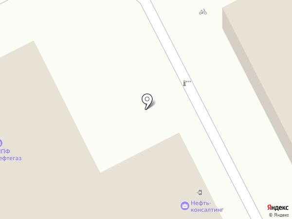Сургутинвестнефть, ЗАО на карте Сургута