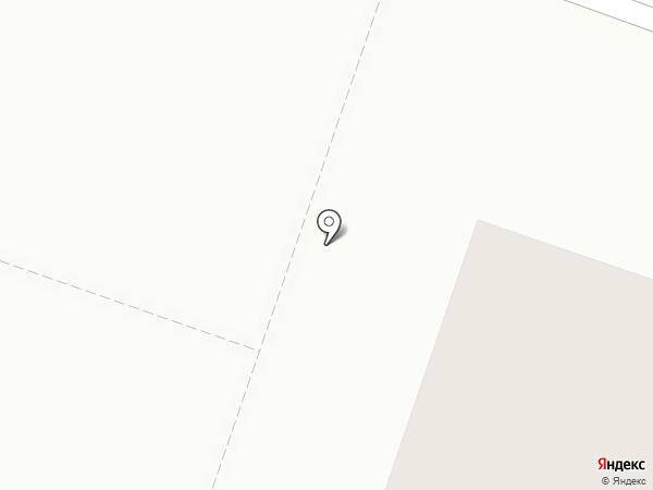 Почтовое отделение №13 на карте Сургута