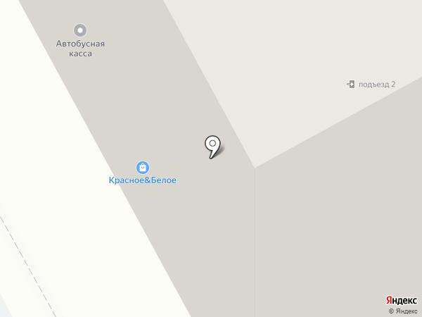 АТП Лянторское на карте Сургута
