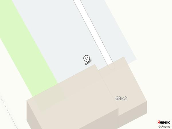Мясной магазин на карте Сургута