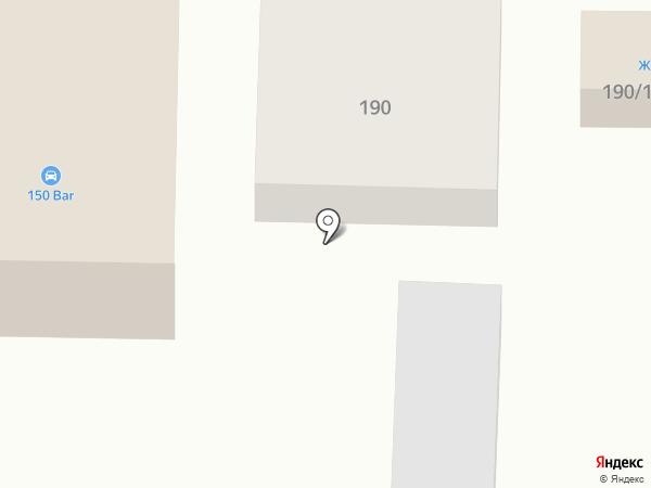 Шарк на карте Омска