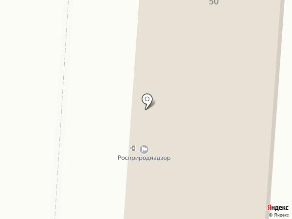 ЦЛАТИ по СФО, ФГБУ на карте Омска