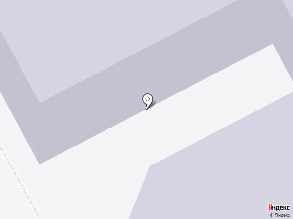 Начальная общеобразовательная школа №30 на карте Сургута