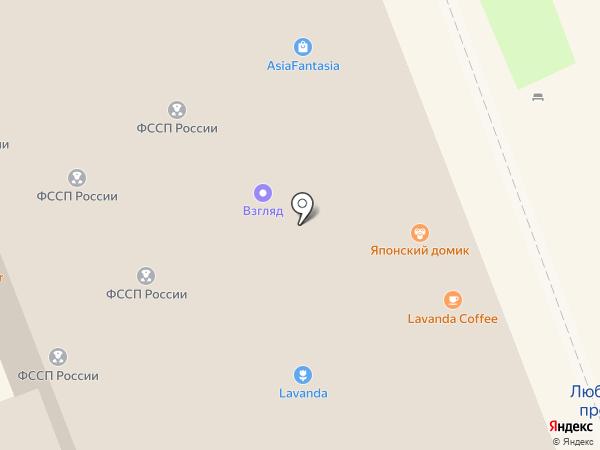 OldBoy Barbershop на карте Омска