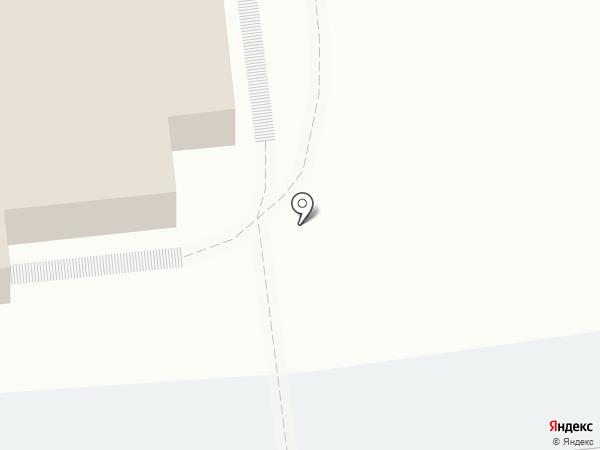 Убер на карте Омска