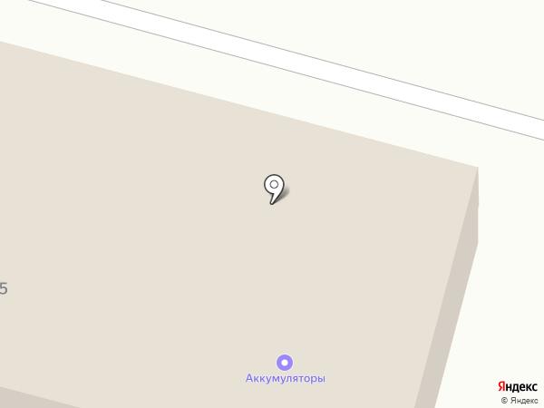 ВЕРШИНЫ на карте Сургута