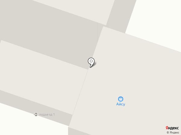 Айсу на карте Сургута