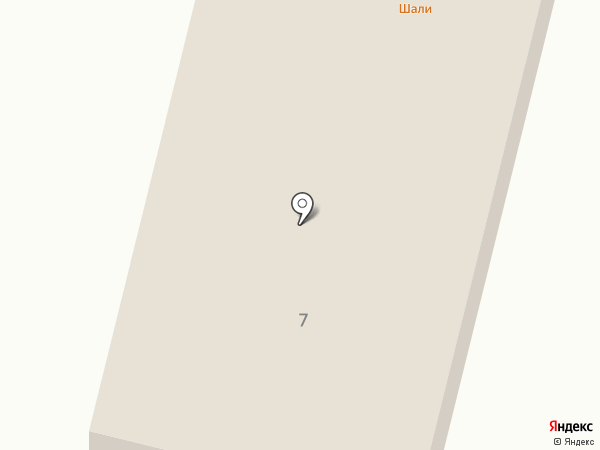Mercedes на карте Сургута