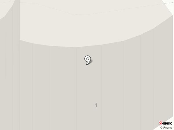 Новый Пионер на карте Омска