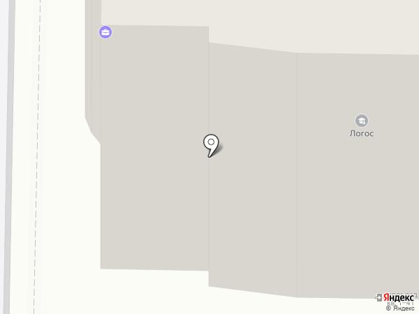 Омтэко на карте Омска