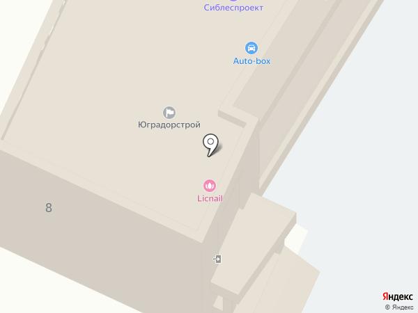 SoloWay на карте Сургута