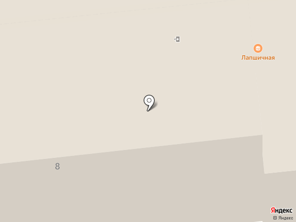 Выставочный зал Омского Дома художников на карте Омска