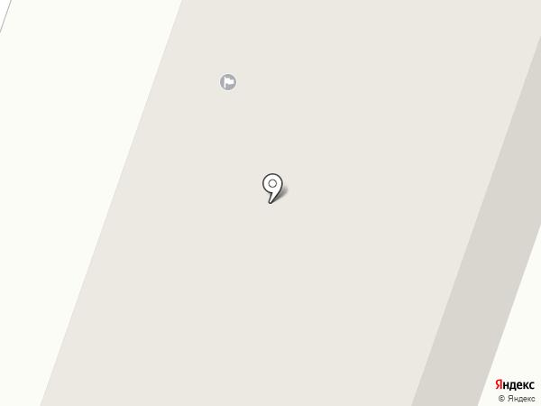 Эконадзор на карте Сургута