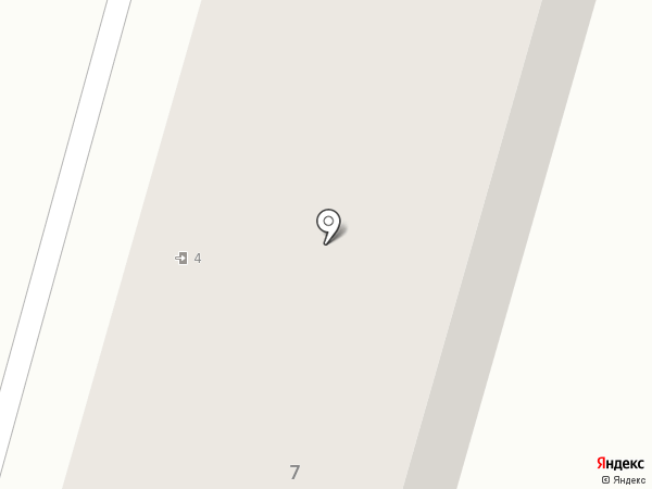 Актив-Аудит на карте Омска
