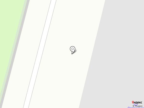 Амалкер на карте Сургута