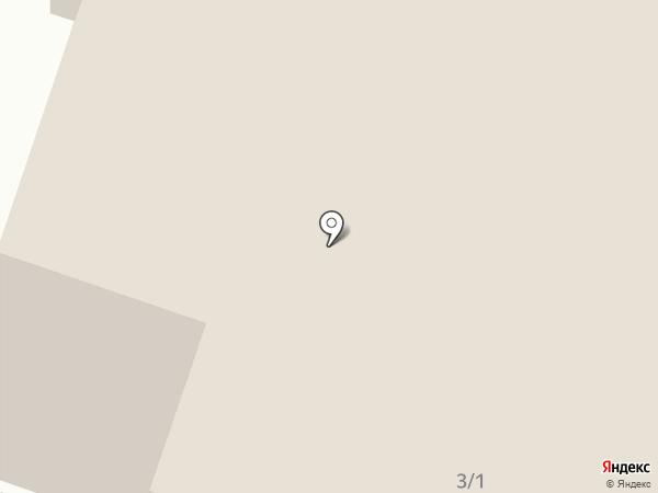 Зебра на карте Сургута