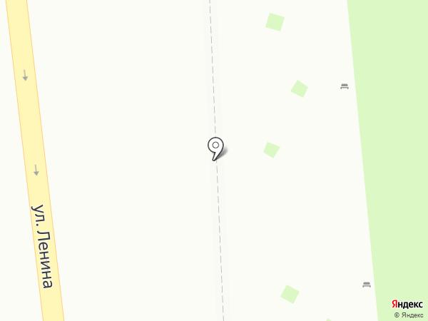 Тайга на карте Омска