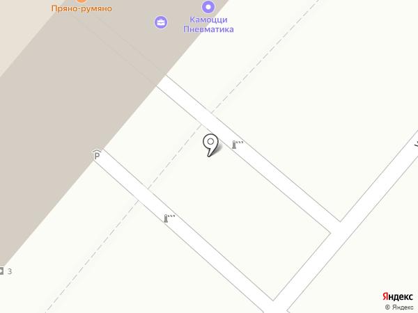 ТНТ-68 на карте Омска
