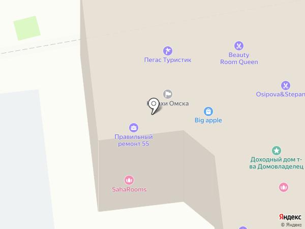 Sweetbakerstore на карте Омска